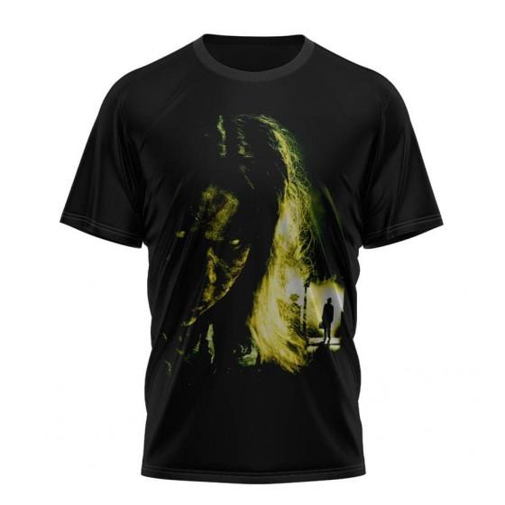 the exorcist shirt sublimation