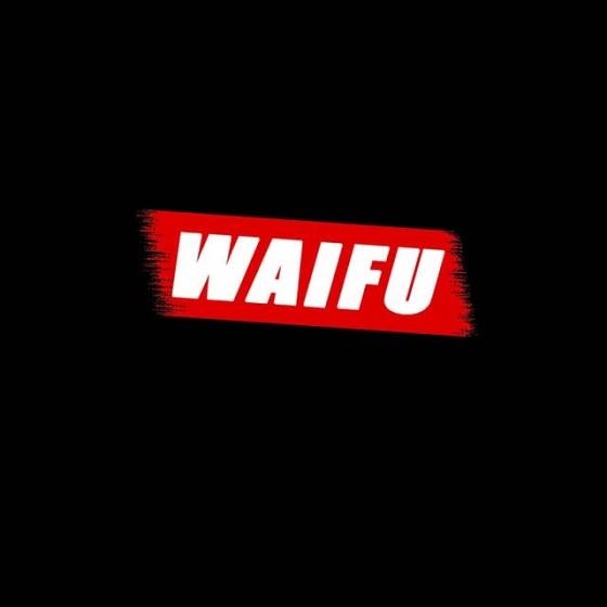 tee shirt waifu version interdite sublimation