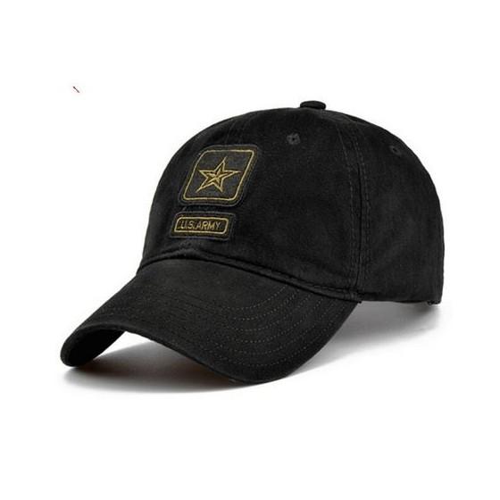 US army black cap