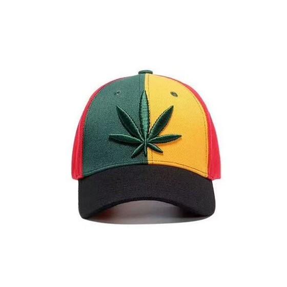 casquette rasta marijuana...