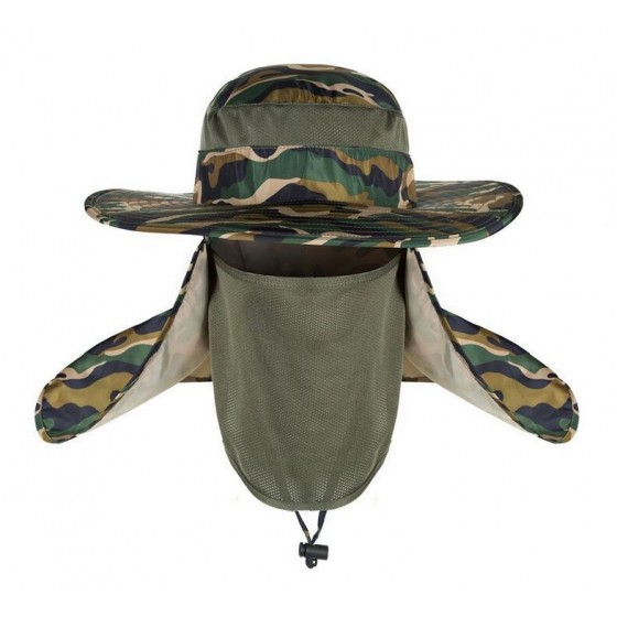 military bush hat
