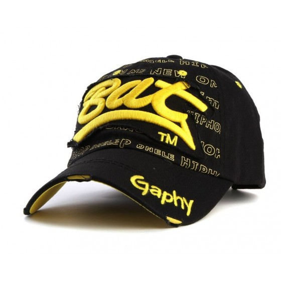 bat 3d gaphy cap