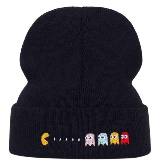 pac man  winter hat
