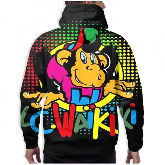 Veste à capuche waikiki sublimation
