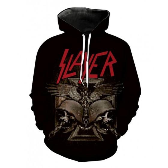 slayer jacket hoodie