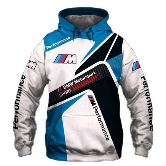 Veste à capuche bmw motorsport