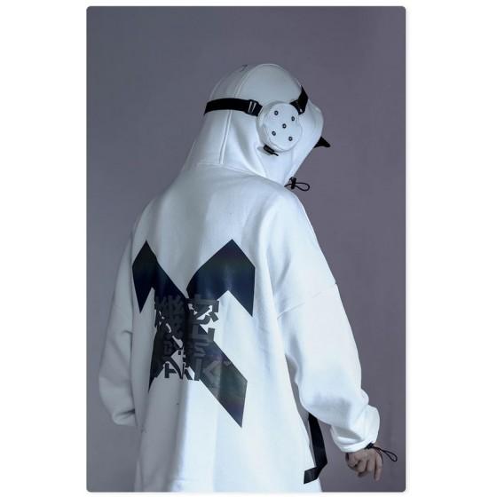 Cyberpunk futur jacket