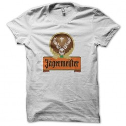 T-shirt Jagermeister white...