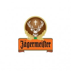 T-shirt Jagermeister white sublimation