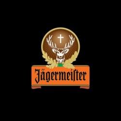 T-shirt Jagermeister black sublimation