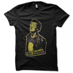 Tee shirt Sid Vicious fan...