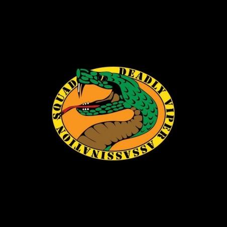 Kill Bill Deadly Viper Assassination Squad T-Shirt black sublimation