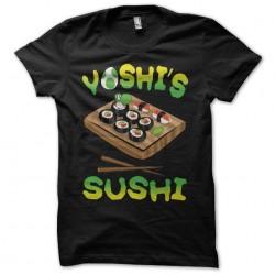 Tee shirt Yoshi's Sushi...