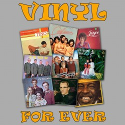 Vinyl for Ever t-shirt...