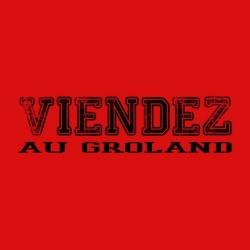 Tee shirt Viendez au Groland  sublimation