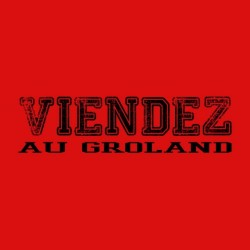 Viendre at Groland red sublimation t-shirt