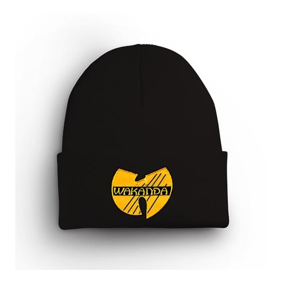 wakanda wutang winter hat
