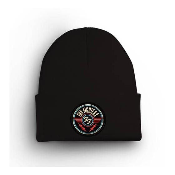 foo fighters rock winter hat