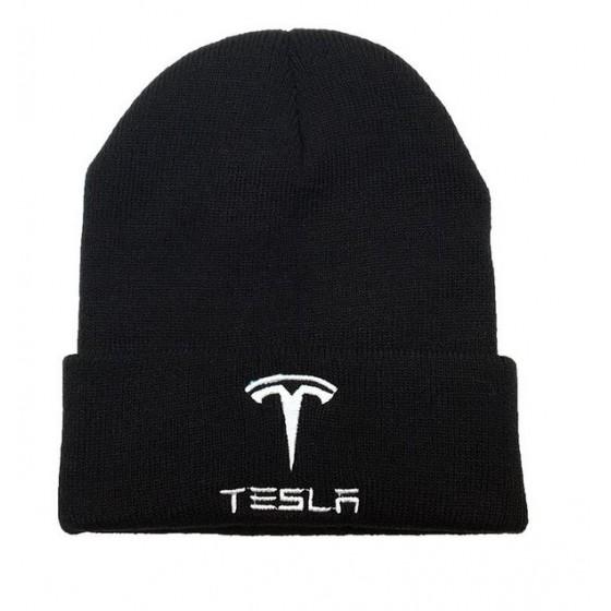 tesla winter hat