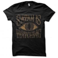 Satan t-shirt looks in...