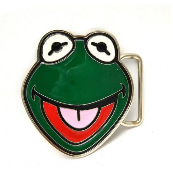 kermit the frog belt buckle...