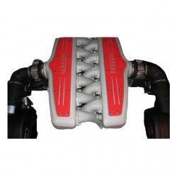 Tee shirt moteur de Ferrari...