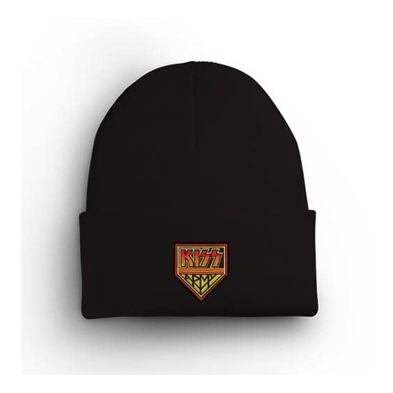 kiss rock winter hat