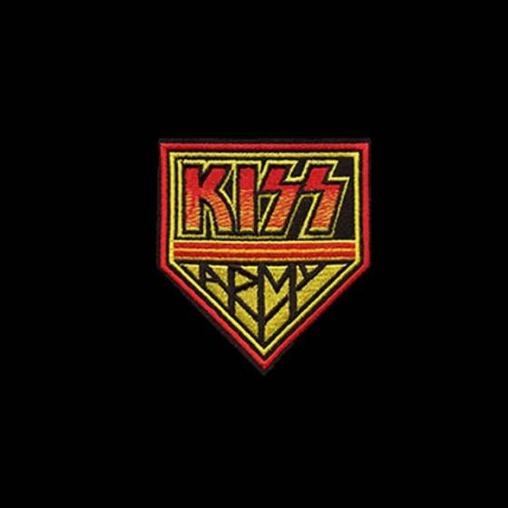 kiss metal rock cap