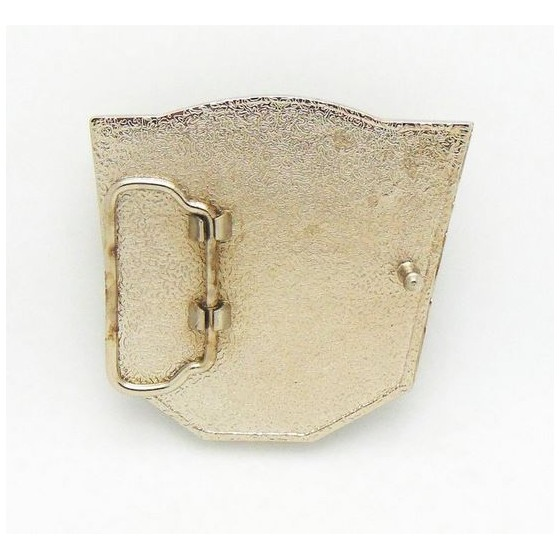 transformer belt buckle with optional leather belt