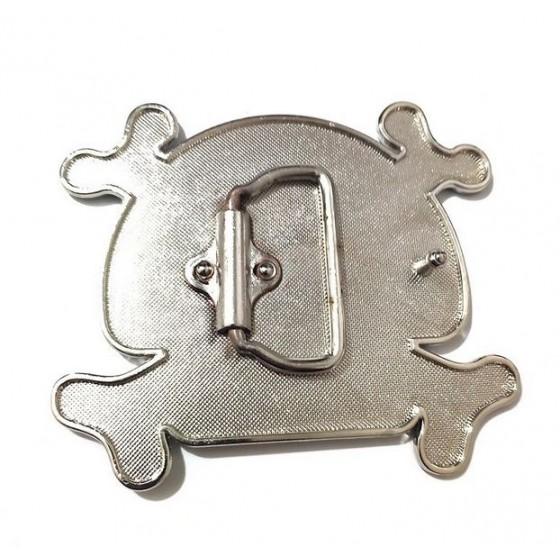 1 up mushroom belt buckle with optional leather belt