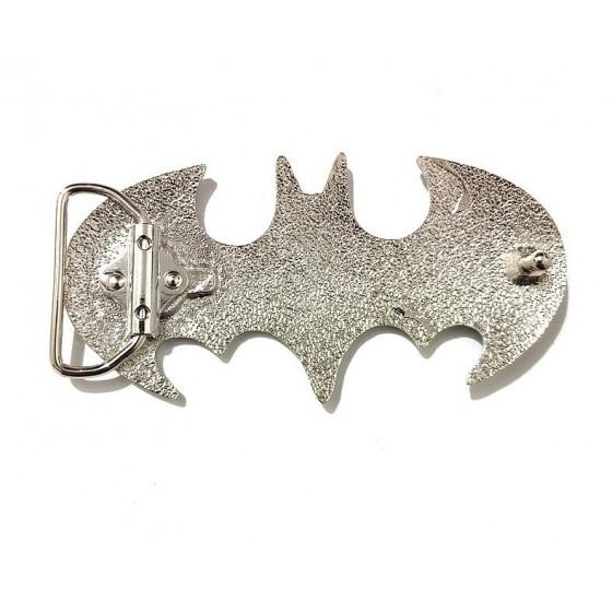boucle de ceinture batman avec ceinturon cuir optionnel