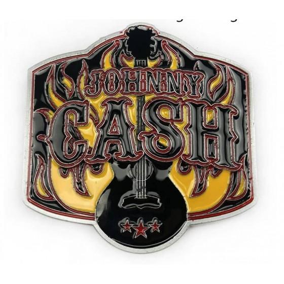 johnny cash belt buckle...