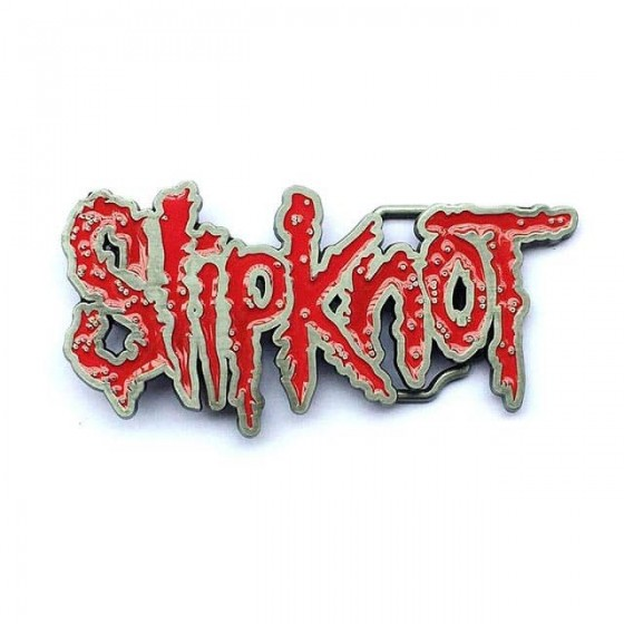 slipknot belt buckle with...