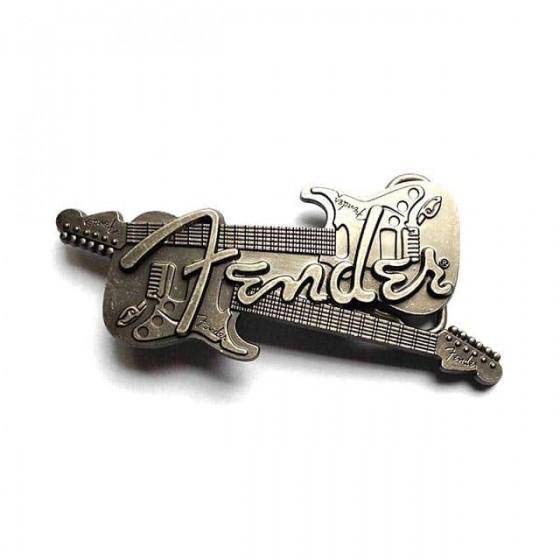 fender belt buckle with...