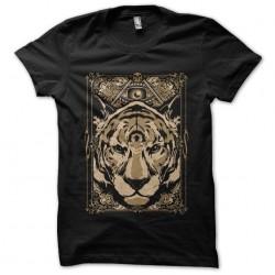 T-shirt sublimation black...