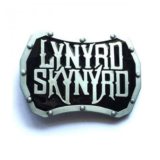 Lynyrd Skynyrd belt buckle...