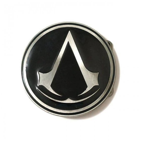 assassin creed belt buckle...