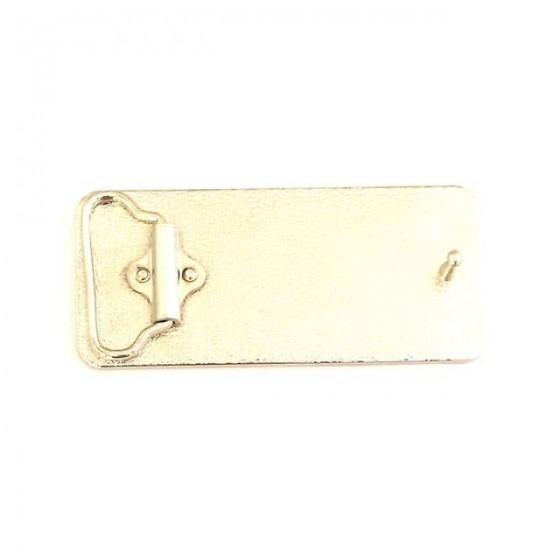 umbrella corporation belt buckle with optional leather belt