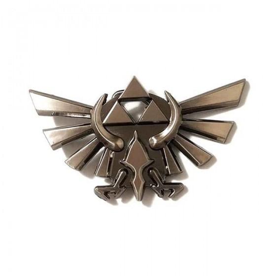 triforce zelda belt buckle...