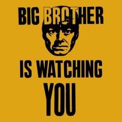 Tee shirt 1984 George Orwell  sublimation