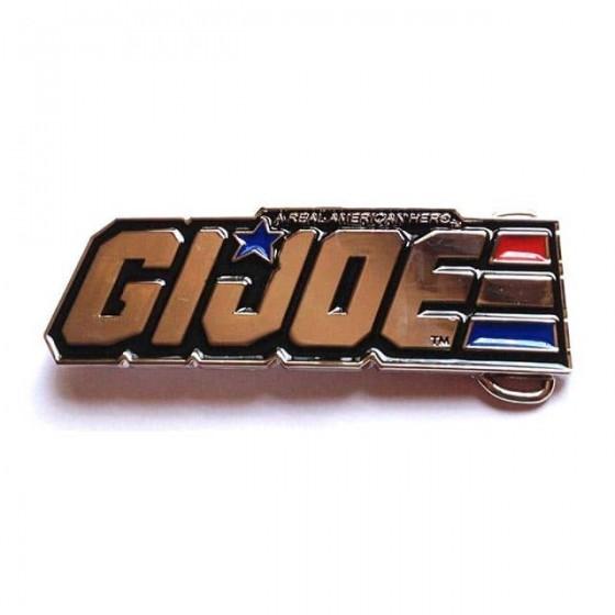gijoe belt buckle with...