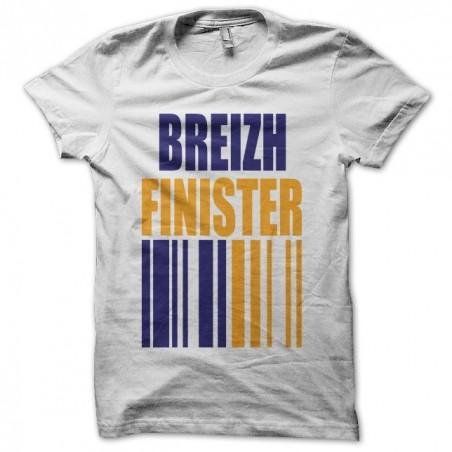 Price Minister parody Breizh Finister white sublimation t-shirt