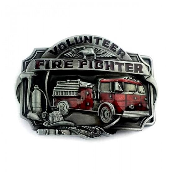 boucle de ceinture pompier...