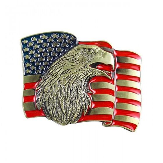 american eagle belt buckle...