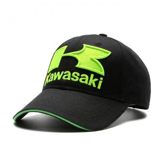 kawasaki 3d moto gp cap