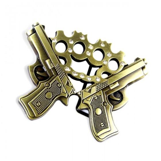 mafia guns fight belt...