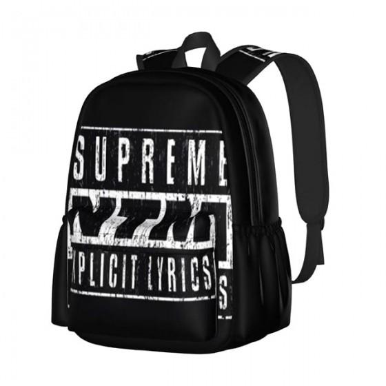 NTM backpack old school hip hop