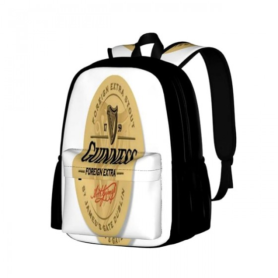 Sac à dos guiness old school
