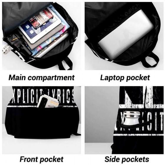 technics backpack classic