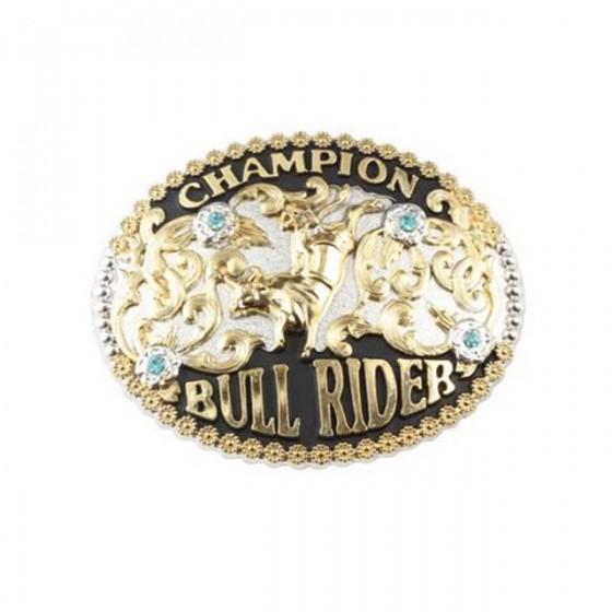 bull rider champion belt...